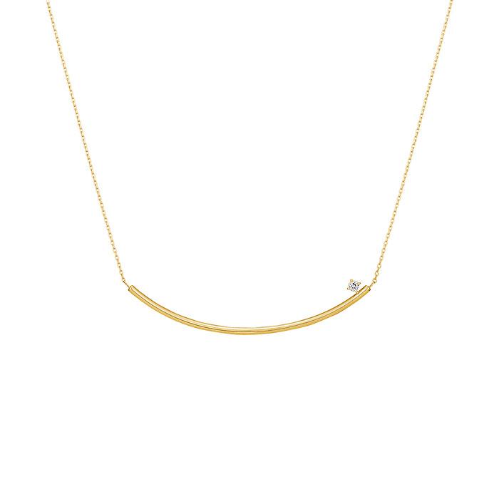 K18イエローゴールド ネックレス