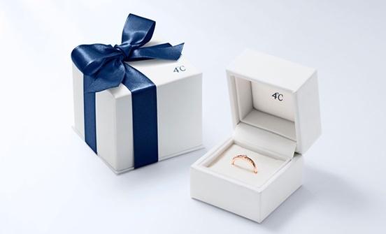 4℃ボックス/プレゼント