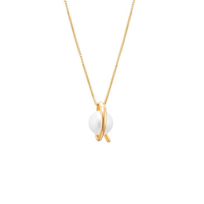 K10イエローゴールド ネックレス