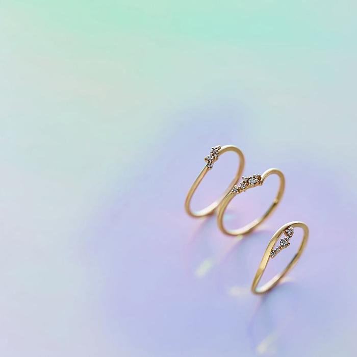 4℃の指輪