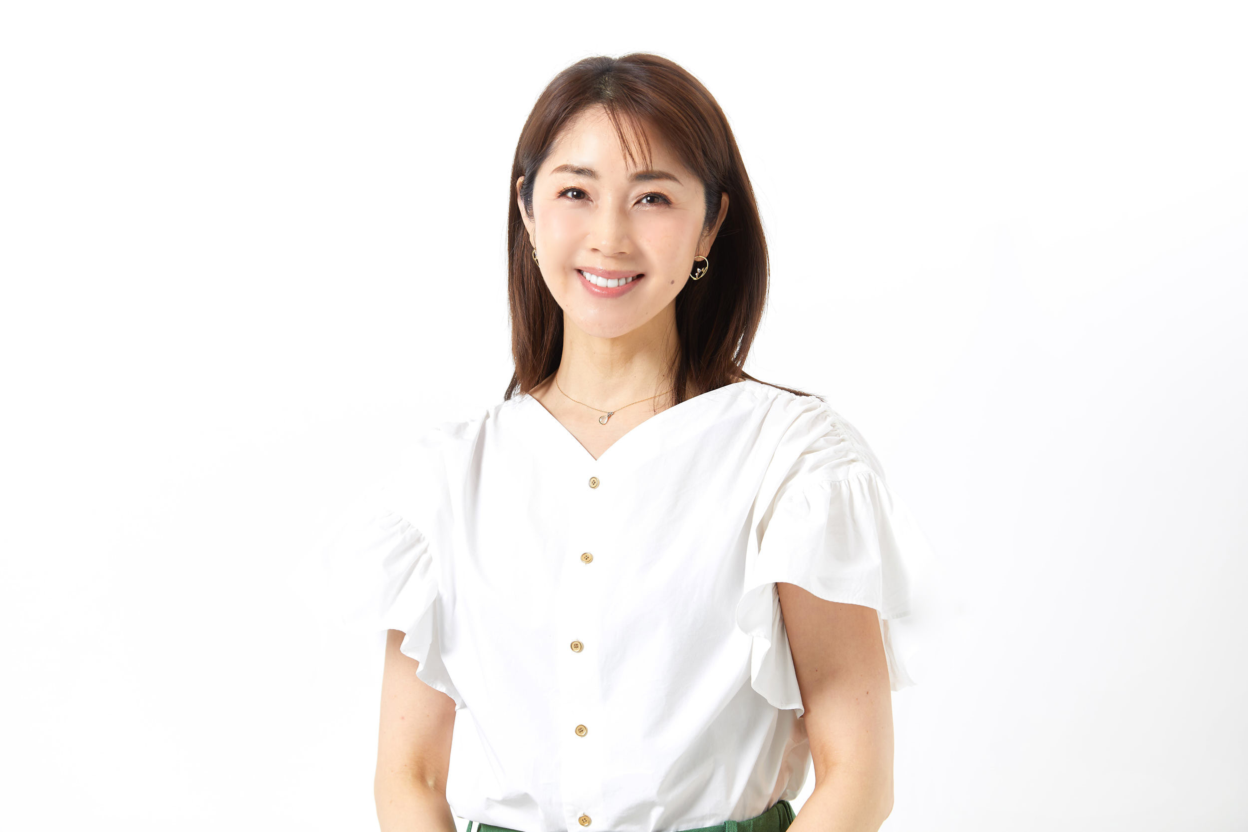 ファッションモデル・漢方スタイリスト・野菜ソムリエ/芦田桂子